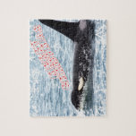 Orca Christmas Winter Wonderland Holiday Puzzle