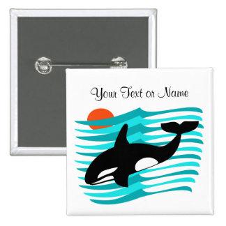 Orca Flair Button