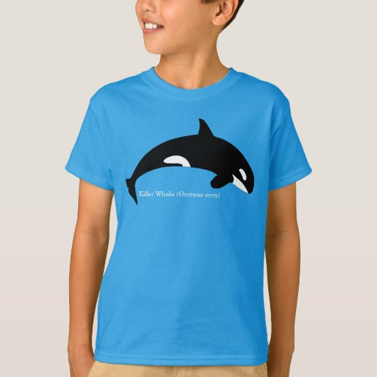 Orca Killer Whale T-Shirt