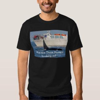 Orca Killer Whale -transient, washington Tshirt