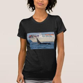 Orca Killer Whale -transient, washington Tshirts