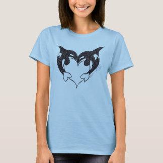 Orca Love Ladies T T-Shirt