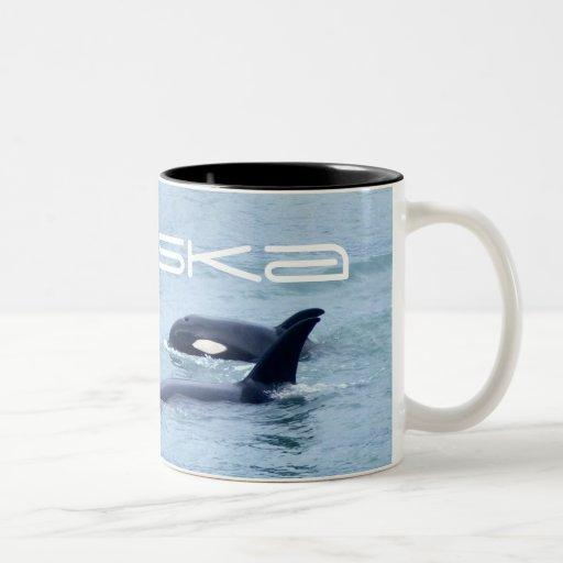 Orca Photo Mug