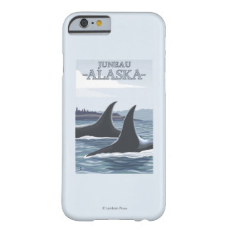 Orca Whales #1 - Juneau, Alaska Barely There iPhone 6 Case