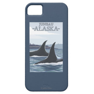 Orca Whales #1 - Juneau, Alaska iPhone 5 Case