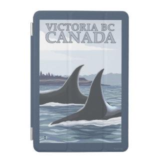 Orca Whales #1 - Victoria, BC Canada iPad Mini Cover