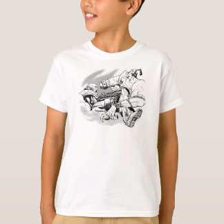 Orcan Duel Gamer Graphic T-Shirt