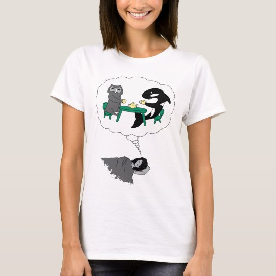 Orcas and Owls T-Shirt