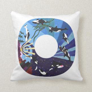 Orcas Ascending Cushions