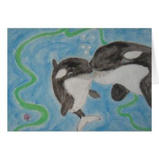 orcas dream card