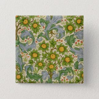 Orchard, Dearle, 1899 15 Cm Square Badge