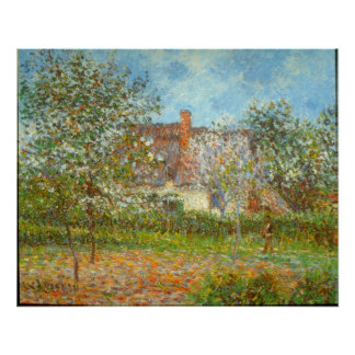 Orchard in Spring by Gustave Loiseau Posters
