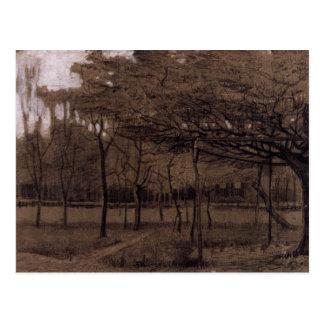 Orchard - van Gogh Postcard