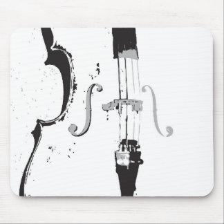 orchestra art design mouse mat