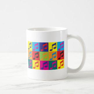 Orchestra Pop Art Coffee Mug
