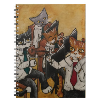 Orchestral Cats Notebook