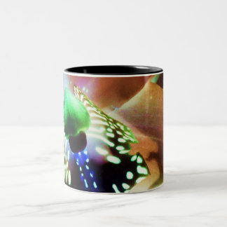 Orchid 12 Two-Tone coffee mug
