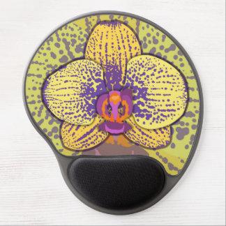 Orchid 1 gel mouse mat