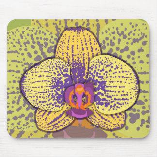 Orchid 1 mouse mat