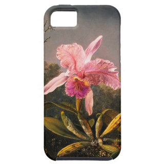 Orchid and Three Brazilian Hummingbirds Case For The iPhone 5