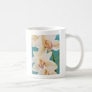 Orchid Basic White Mug
