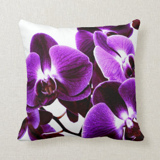 orchid beauties cushion