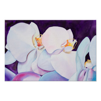 Orchid Blues Posters