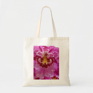 Orchid Close Up Tote Bag
