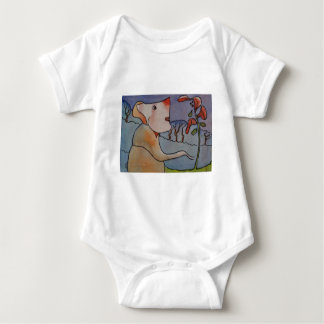 Orchid Collector Baby Bodysuit