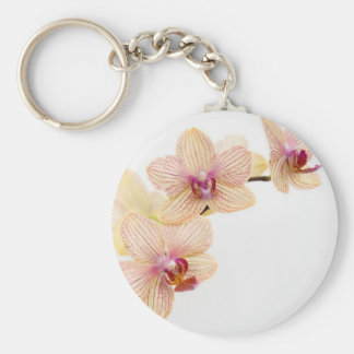 ORCHID DELIGHT KEY RING
