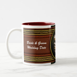 Orchid - Dendrobium Orchid Two-Tone Mug