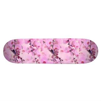 orchid dream 21.3 cm mini skateboard deck