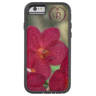 Orchid Faces monogram pink iPhone 6 Tough Xtreme Tough Xtreme iPhone 6 Case