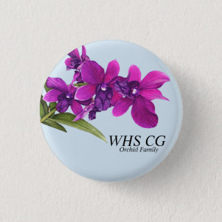 Orchid Family CG Pins