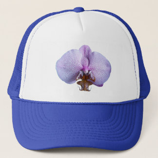 Orchid Flower Trucker Hat