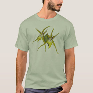 Orchid Flowers T-Shirt
