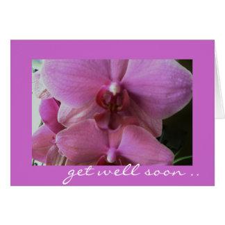 Orchid - good improvement card