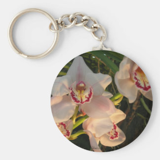 Orchid Key Ring