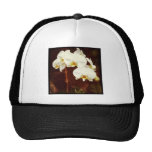 Orchid Mesh Hats
