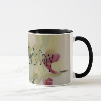 Orchid Mothers Day Mug