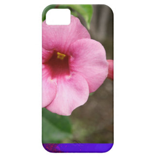 ORCHID pink flower n BUD Love Dating Children Kid iPhone 5 Cases