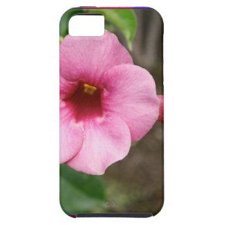 ORCHID pink flower n BUD Love Dating Children Kid iPhone 5 Case