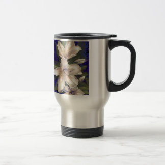 Orchid Stainless Steel Travel Mug