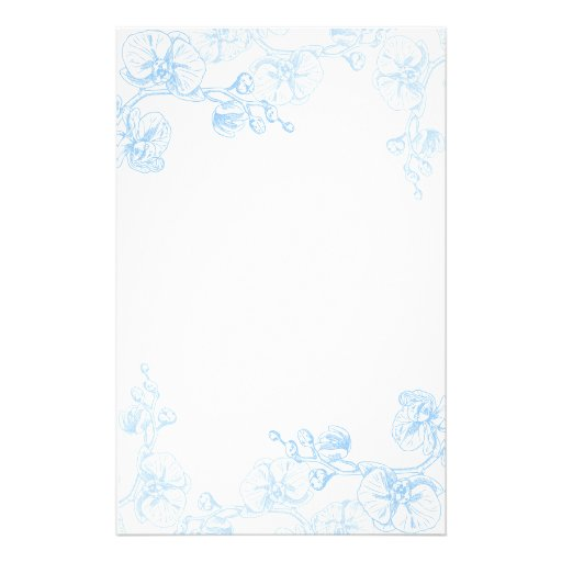 Orchid Stationery