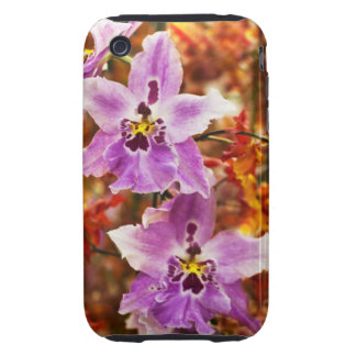 Orchid Tropical 3G/3GS iPhone Tough Case