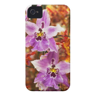 Orchid Tropical iPhone 4/4S Case-Mate Barely There iPhone 4 Cover
