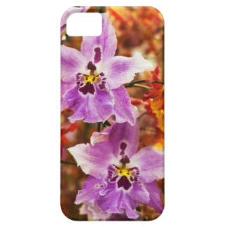 Orchid Tropical iPhone 5 Case-Mate Barely There iPhone 5 Cases