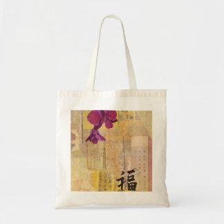 Orchid Wisdom Tote bag