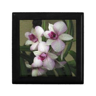 Orchideas gift box - choose color & size
