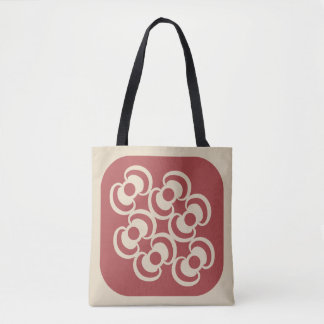 Orchideas (pure) / Custom All-Over-Print Tote Bag